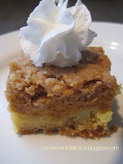 Pumpkin bars, made like Paula Deen's ooey gooey bars. | Sweets-ish ...