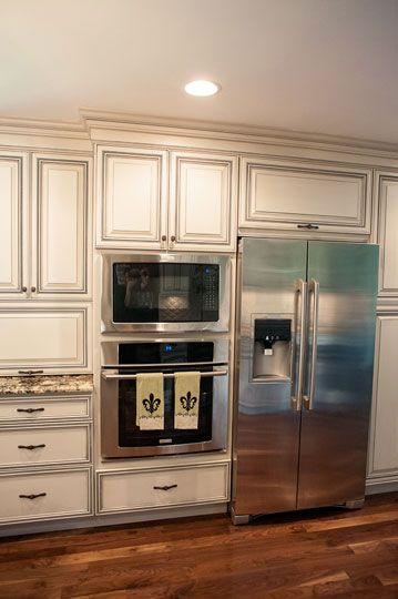 Pin By StarMark Cabinetry On Kitchens White Off White Pinterest