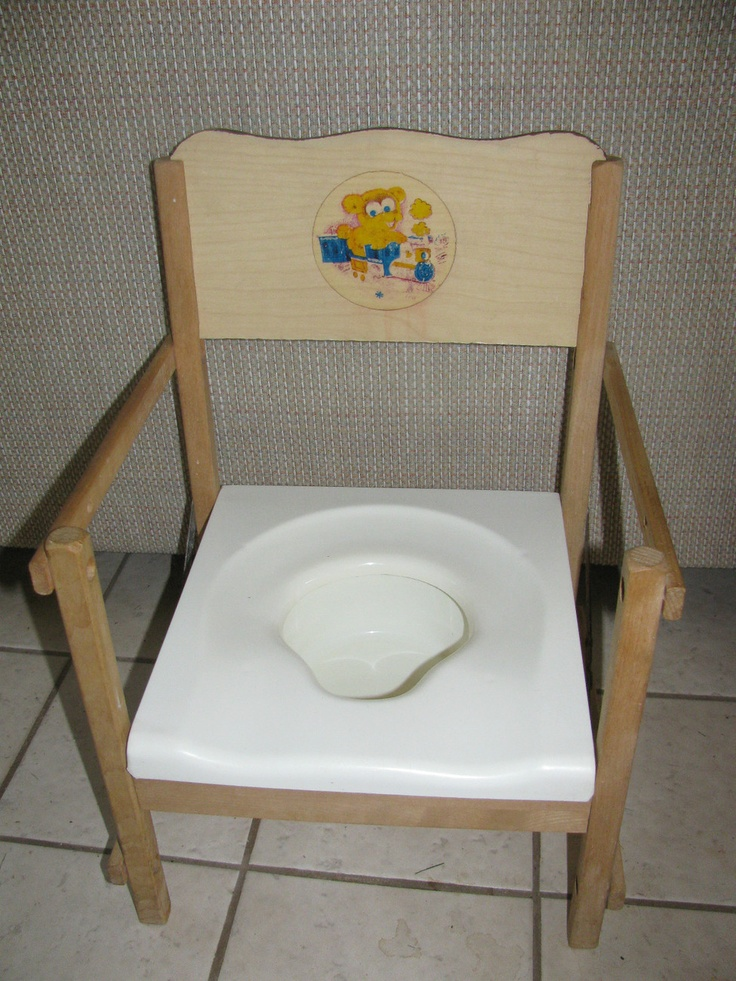 Vintage childs potty chair target