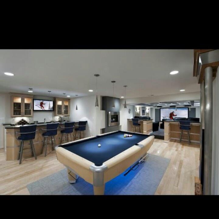 my basement home