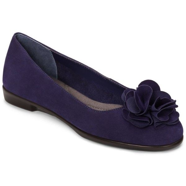 Aerosoles Shoes, Beccentric Flats ($60) liked on Polyvore