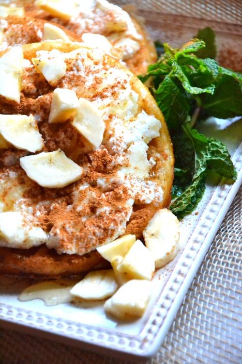 Gluten-Free Cinnamon n' Honey Morning Waffles