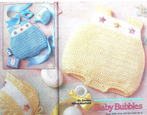 Quick Crochet Baby Pattern : Easy Quick Crochet Pattern Baby Infant Boy and Girls ...