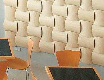 Woven Wall Treatment