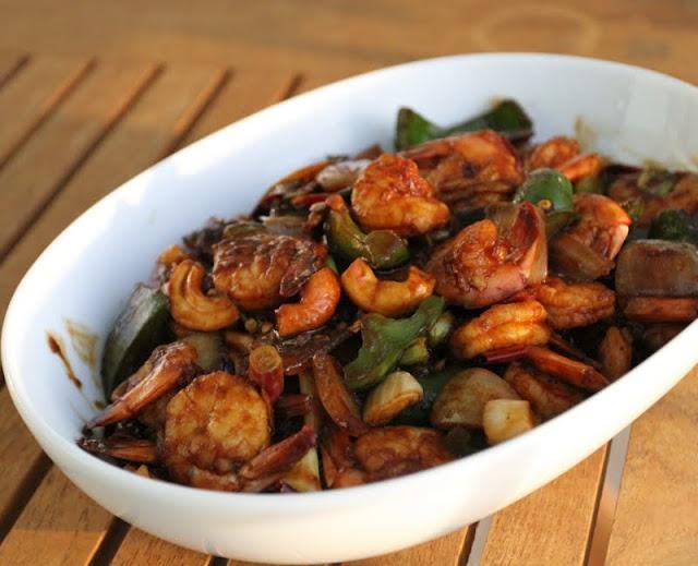 Kung Pao Shrimp Kung Pao Shrimp new photo