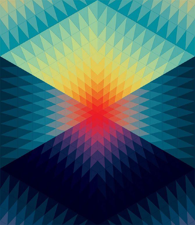Modern Art  + - andy gilmore