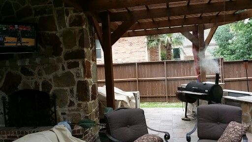 outdoor man cave great outdoor cooking area pinterest