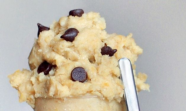 another good-for-you cookie dough dip recipe