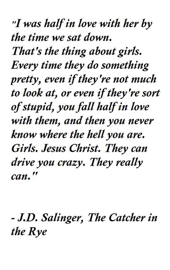 Salinger Beauty Pinterest
