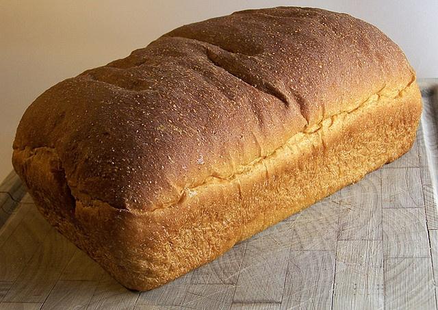 Bread Bakers Apprentice Challenge: Anadama Bread Recipe