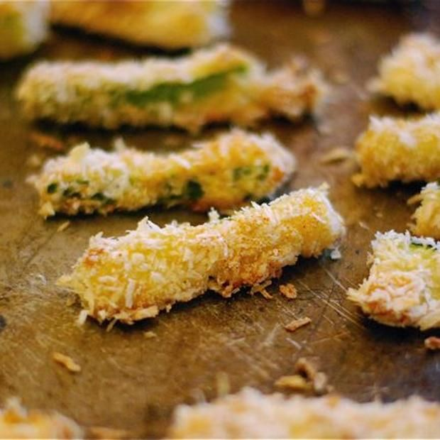 Lawry's Baked Panko Zucchini Fries | Food | Pinterest