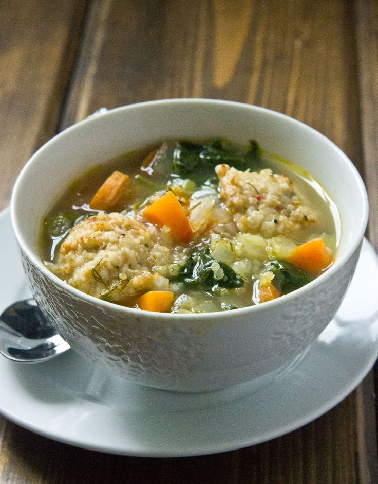 Italian Wedding Soup | Recipes - Chili, Soups & Stews | Pinterest