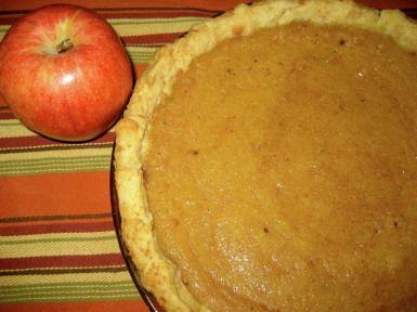 Applesauce Pie | Pies | Pinterest