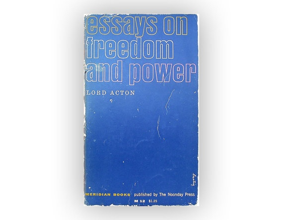 essays on power and authority