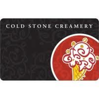 10 cold stone gift card achieve card rewards pinterest