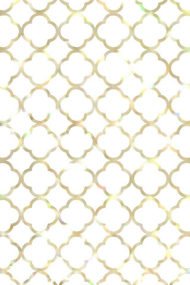 gold iphone wallpaper pretty patterns pinterest