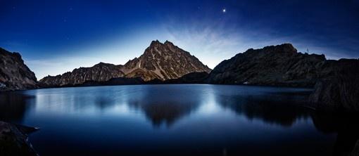 Ingalls Lake in the Alpine Lake Wilderness, Washington state. Photo by Scott Rinckenberger.