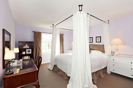 Canopy Bed Curtains Ikea For The Home Pinterest