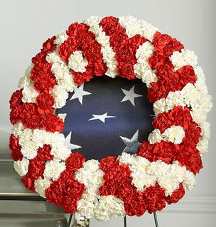 memorial day flowers arrangements