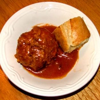 Zesty Porcupine Meatballs | Backyard Landscape Ideas | Pinterest