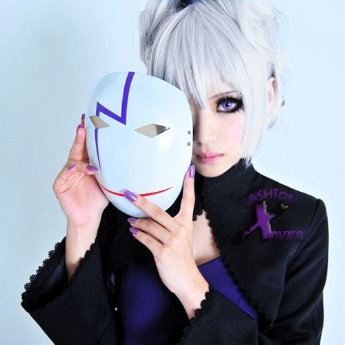 Yin Darker Than Black Cosplay Wig 24