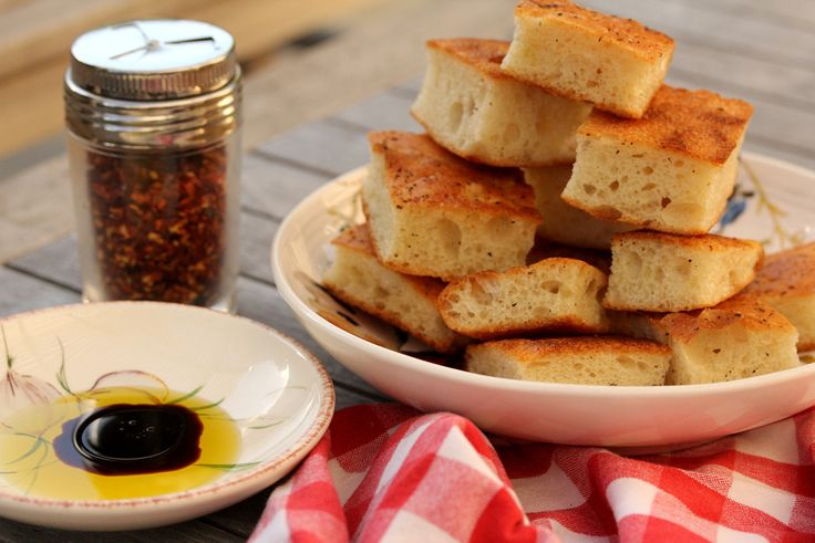 Focaccia | Breads and Rolls | Pinterest