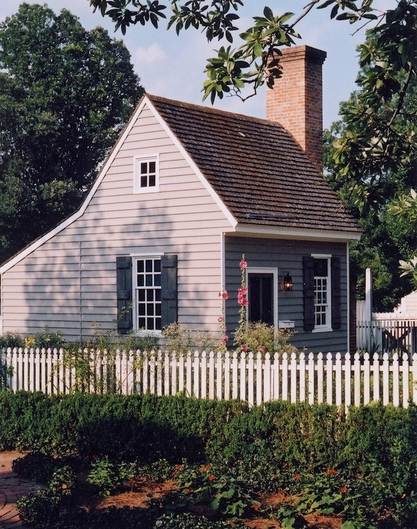 Cottage in williamsburg virginia i love that house for House company
