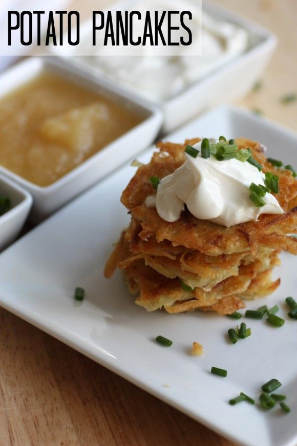 Potato Pancake Latke Recipe #latke #potatopancake
