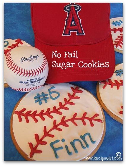 no fail sugar cookies recipe