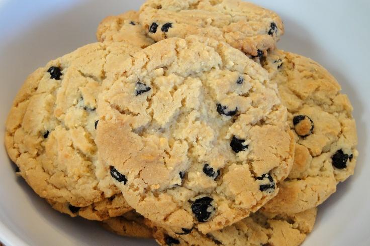 Milk bar's blueberry & cream cookies   Sweets   Pinterest
