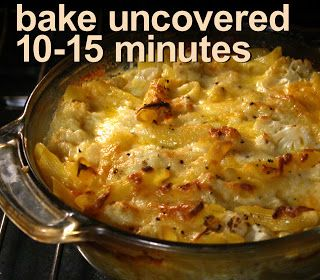 Baked Pasta with Cauliflower & Cheese | Favorite Recipes | Pinterest