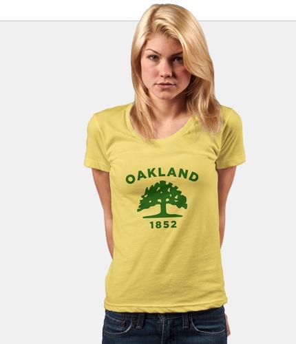 oakland flag