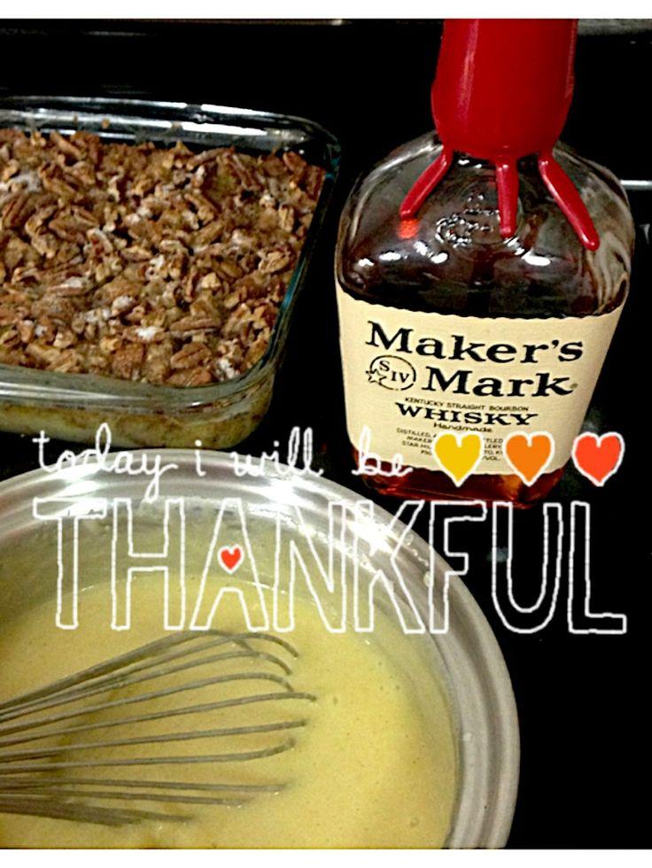 Chocolate Bread Pudding With Bourbon Pecan Sauce Recipes — Dishmaps