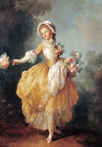 Rococo art and design pinterest for Rococo period paintings