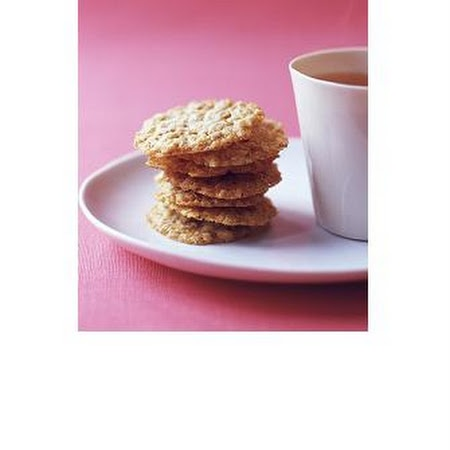 Oatmeal Crisps | Cookies | Pinterest