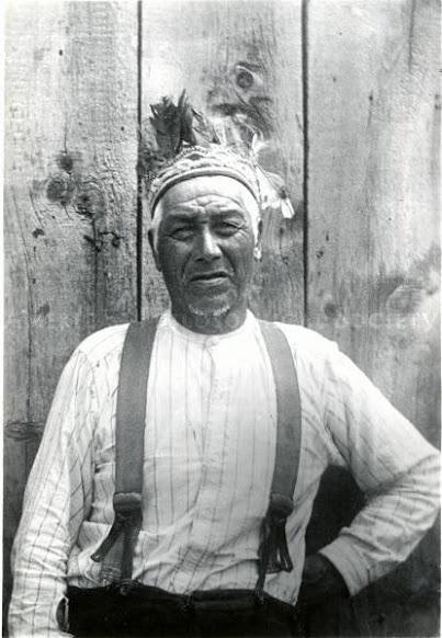 Seth Newhouse - Iroquois (Mohawk) – 1914
