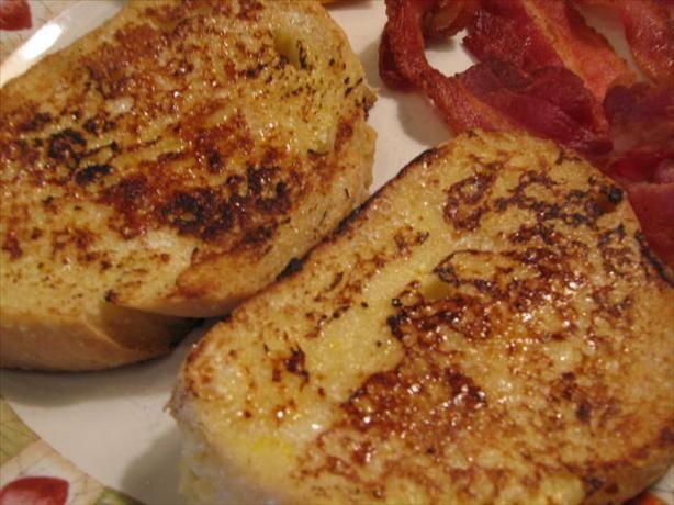 Bruleed Orange French Toast | Stuff I Want to Eat | Pinterest