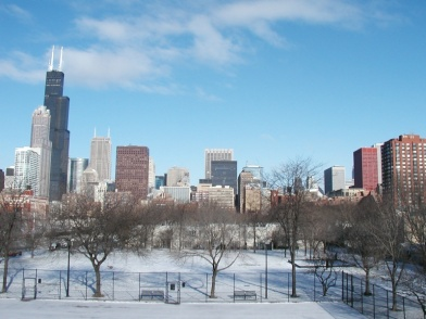 Winter in Chicago | Winter scenes across the world | Pinterest