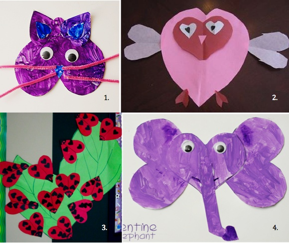dltk valentines day crafts