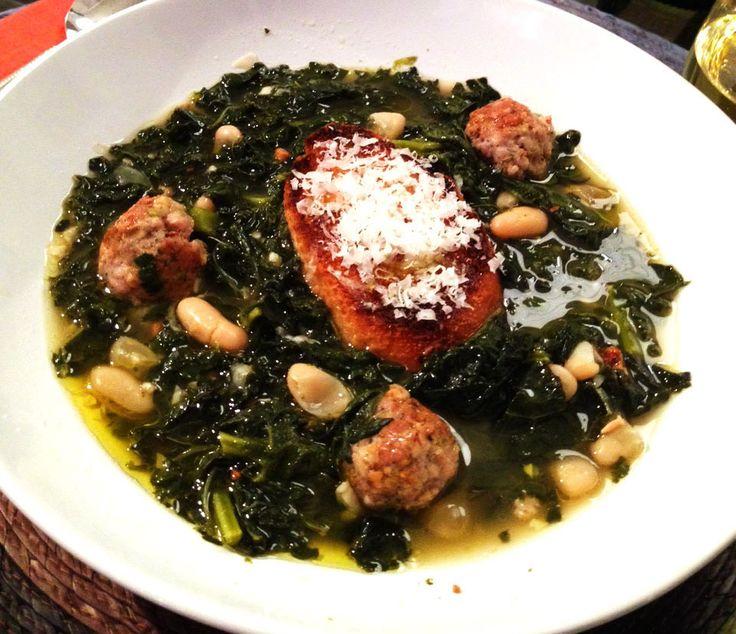 ... white beans recipe yummly spicy sausage escarole and white bean stew