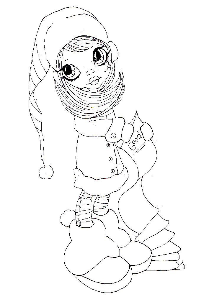 Copic Coloring Pages