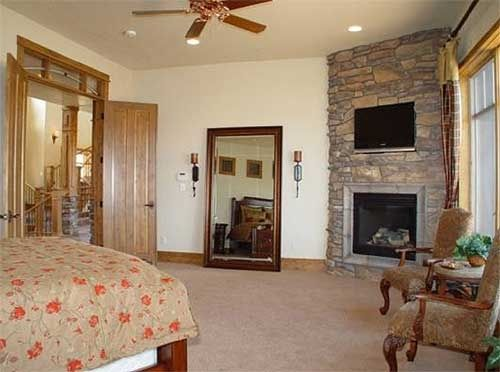 corner fireplace in master bedroom project ideas pinterest