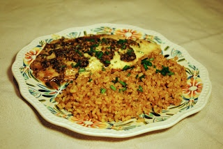 Ginger and Cilantro Baked Tilapia | Cooking With Willis | Pinterest