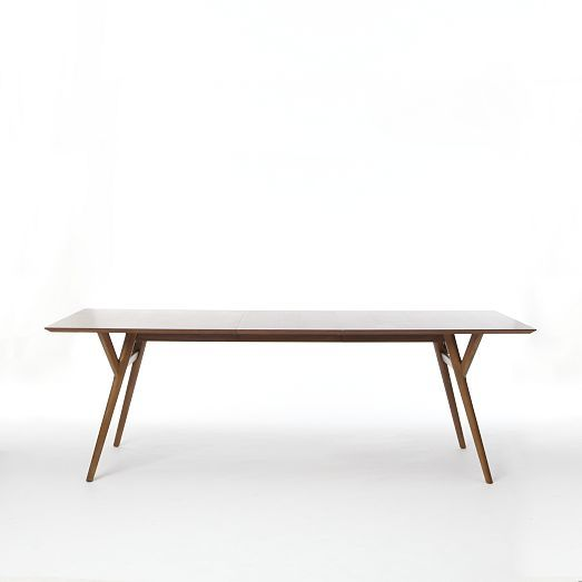 Parker Mid-Century Expandable Dining Table  west elm 506-590€