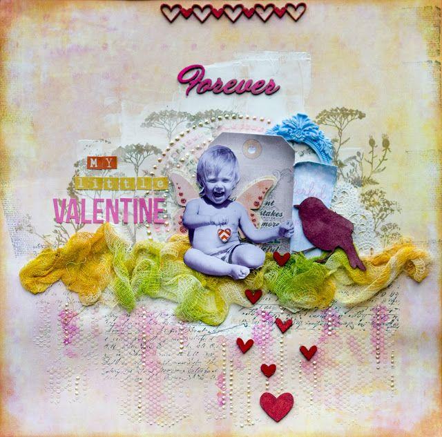 Little Valentine 7Dots Studio