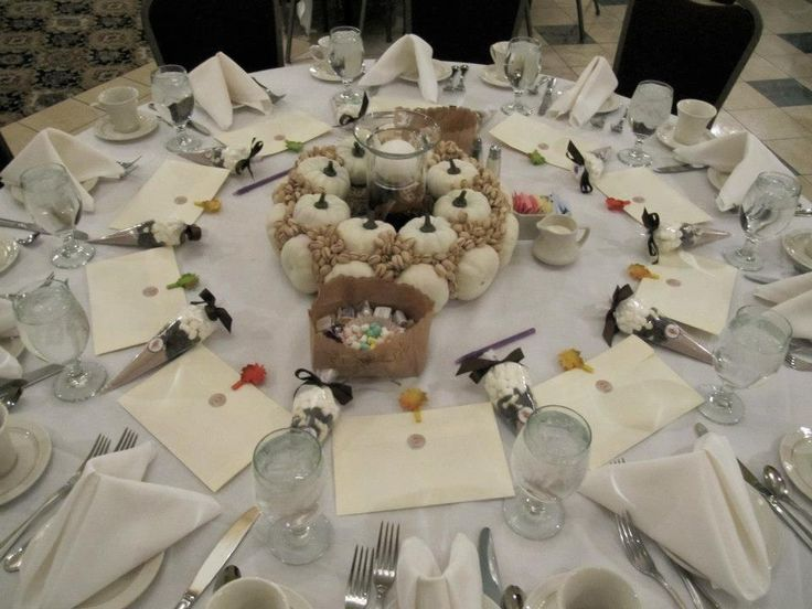 Fall bridal shower centerpiece weddings pinterest
