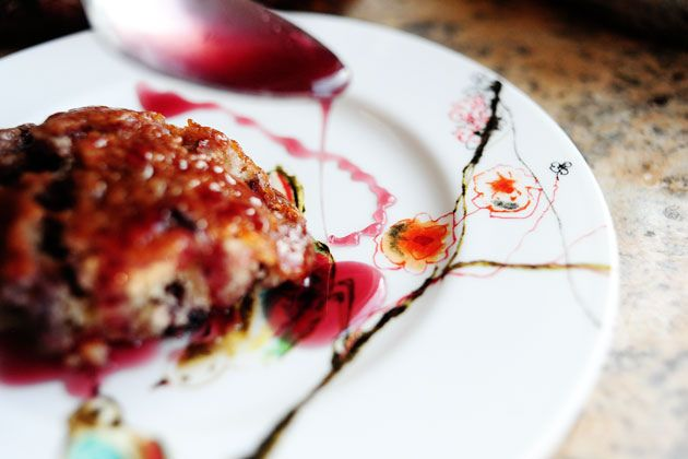 Cherry Cake Pudding | The Pioneer Woman Cooks | Ree Drummond