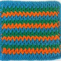 Online Crochet Patterns | Zig Zag Crochet Patterns