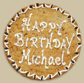 """Our 12 inch """"Cookie Pie"""" comes in eight flavors: chocolate chunk ..."""