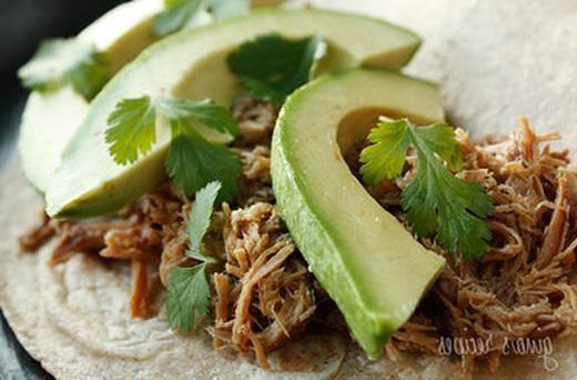 Mexican Slow Cooked Pork Carnitas   Recipes   Pinterest